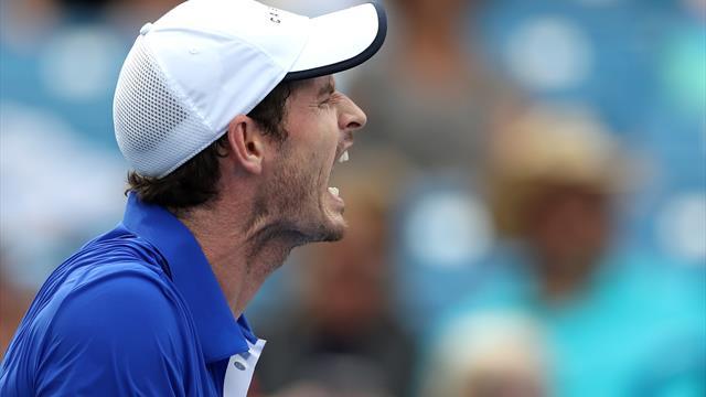 Nach Auftakt-Pleite in Cincinnati: Murray sagt für US Open ab
