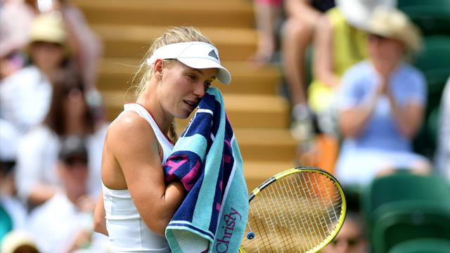 Wozniacki en chute libre, Sharapova va retrouver Barty