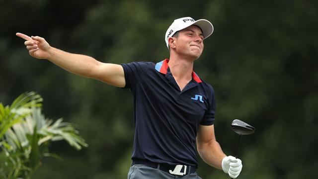 Slik sikrer Hovland seg PGA-kortet: – Liker sjansene hans