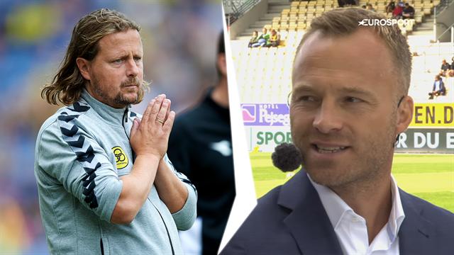 Lars Jacobsen om Horsens pt: Det er noget af det bedste, jeg har set Horsens spille i to sæsoner