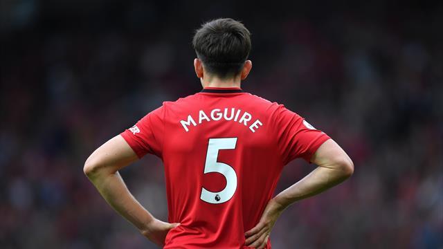 Maguire can match Van Dijk's success, says Evans
