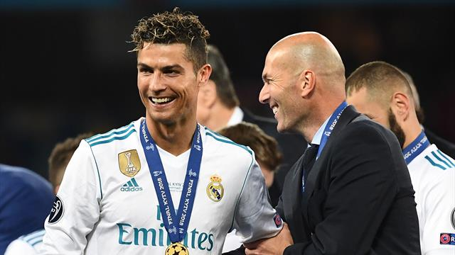 Ronaldo: Zidane made me feel special