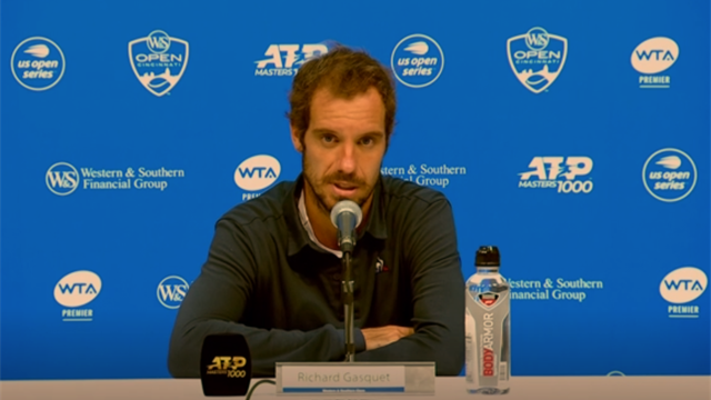 'Murray is a legend, I hope he recovers' - Gasquet
