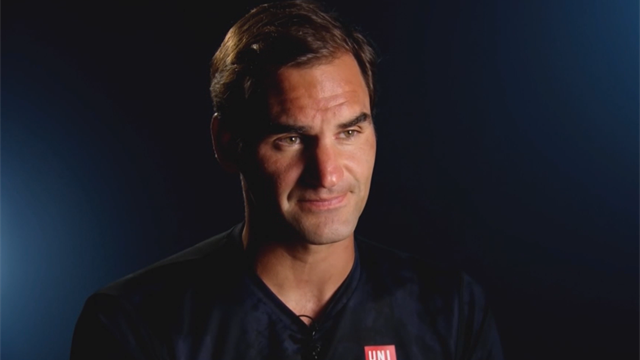 Federer: I'm very happy for Murray, I hope returns to his old strength