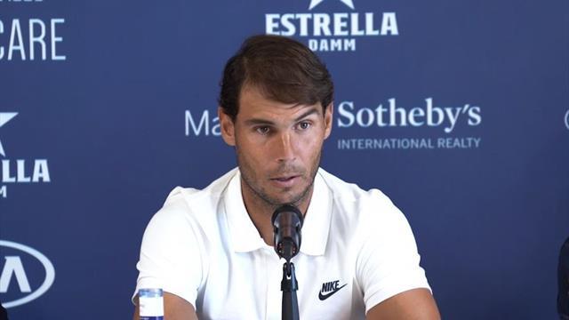 """Rafa Nadal habla de su torneo Challenger: """"Veremos un tenis muy entretenido"""""""