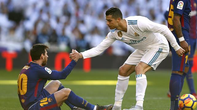 Роналду: «Наша разница с Месси в том, что я играл в разных командах и выигрывал с ними ЛЧ»