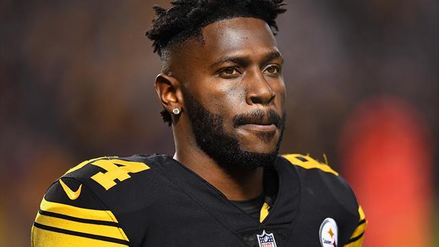 Posse um NFL-Star: Brown scheitert mit Helm-Beschwerde