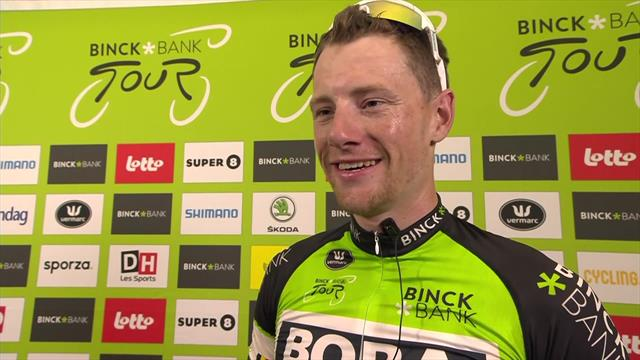 Bennett 'can't believe it' after second stage win in a row