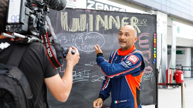 WTCR Fast Five with Gabriele Tarquini