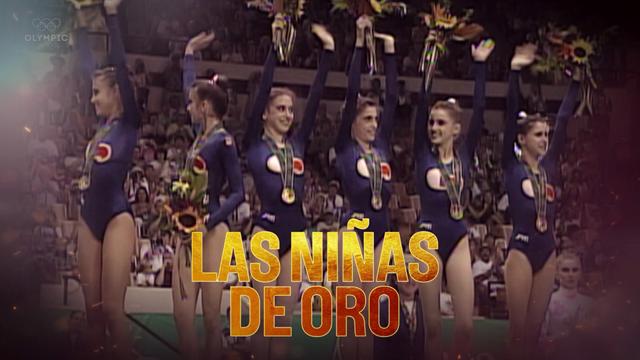 Las Niñas de Oro españolas que deslumbraron al mundo en Atlanta 1996