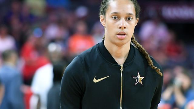 Keilerei unter Frauen: WNBA-Superstar Griner gesperrt