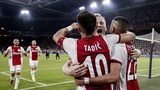 L'Ajax tremble mais file en barrages, Porto et le Celtic éliminés !
