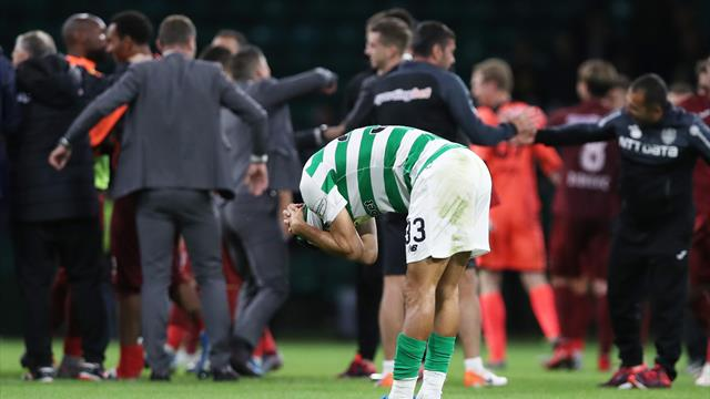 Celtic and Porto crash out as Ajax survive almighty scare