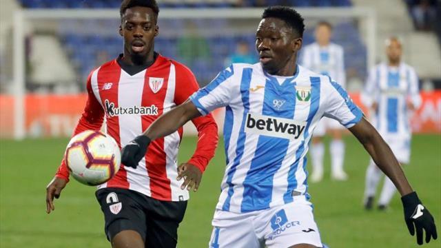 El Leganés confirma la contratación de Kenneth Omeruo