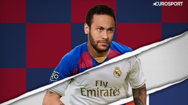 ✅🔻VOTA: ¿Qué debe hacer Neymar, volver al Barça y ser feliz o ser el líder del Real Madrid?