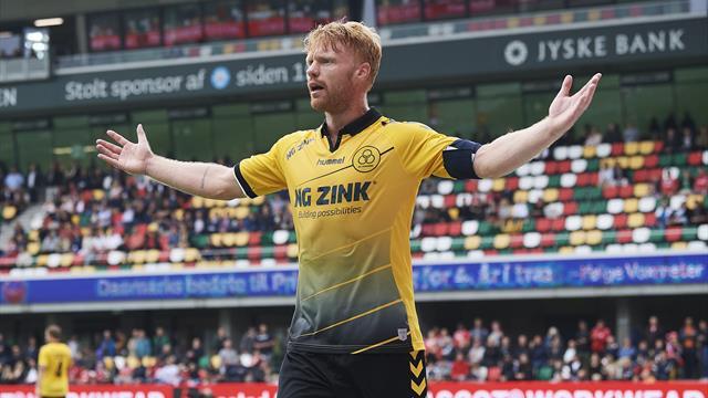 Heltne Nilsen ferdig i dansk fotball