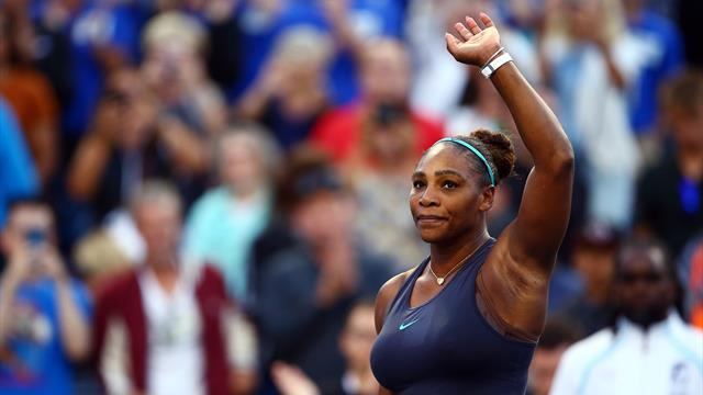 Cincinnati: Serena Williams sagt kurzfristig ab