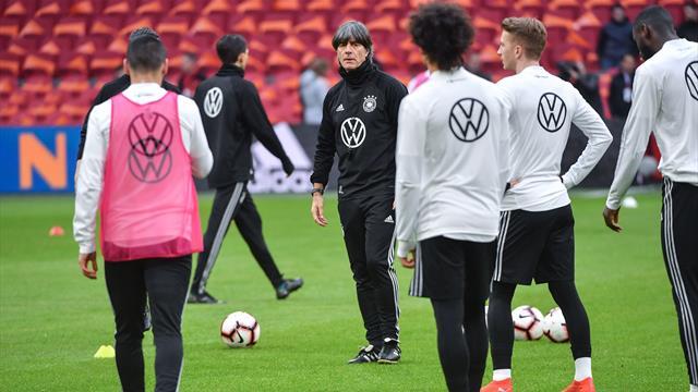 EM 2020: DFB-Trainingsquartier offenbar im Ausland