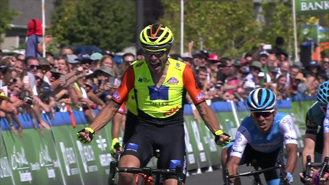 Marengo takes Stage 1 in Utah