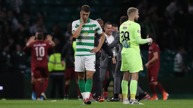 Reaction to Celtic's miserable Champions League exit