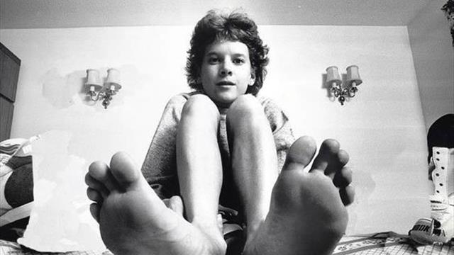 Çıplak ayaklı kontes: Zola Budd