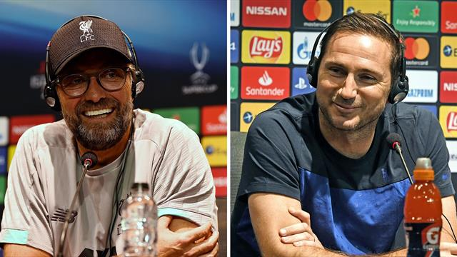 Klopp and Lampard set to do battle in European showpiece