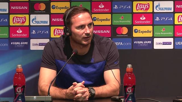 Lampard: Hazard exit has left a gap