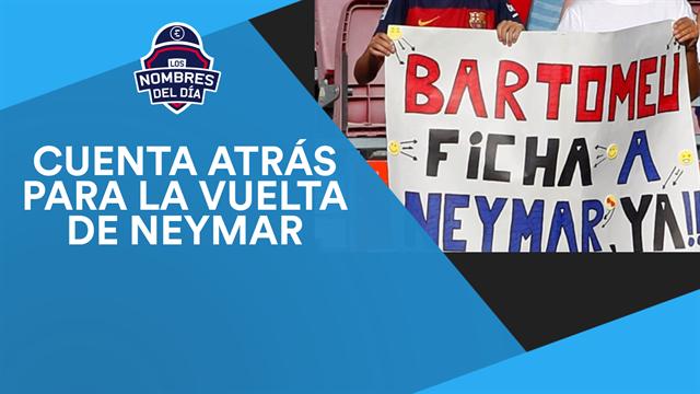 El Barça acelera por Neymar, las dudas de Zidane, Rodrigo y Borja Iglesias los nombres del día