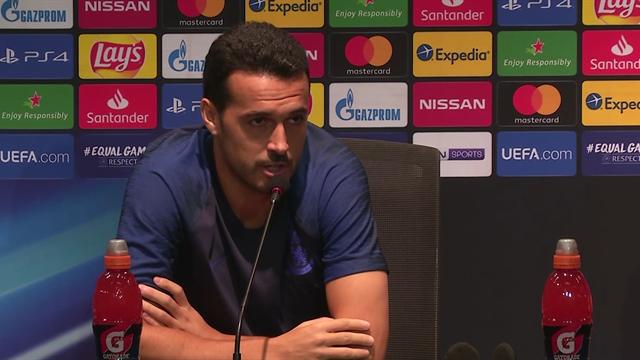 Pedro: Van Dijk and Ramos are 'the best defenders'