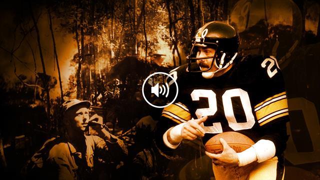 Podcast : Rocky Bleier, survivant du Vietnam et roi du Super Bowl