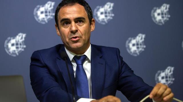 "Velasco Carballo: ""La RFEF hará historia este fin de semana"""