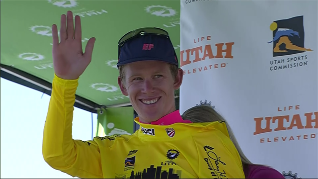 Highlights from Tour of Utah Stage 1