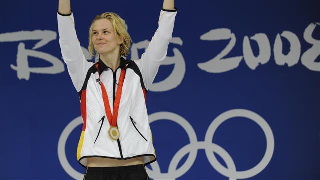 Kein Tag wie jeder andere: Steffen schwimmt zu Olympiagold