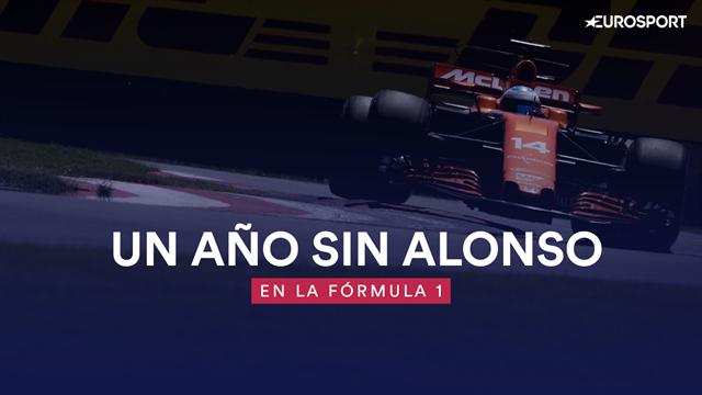Un año sin Alonso en la Fórmula 1: Así han cambiado Fernando y el Gran Circo