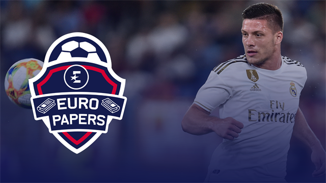 Euro Papers: New €60m Real Madrid signing set to be loaned out