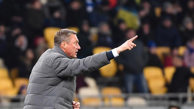 Au lendemain de l'élimination, le Dynamo Kiev licencie son entraîneur