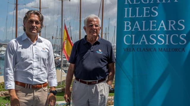 La elite mundial de la vela de Época y Clásica se cita de nuevo en Palma
