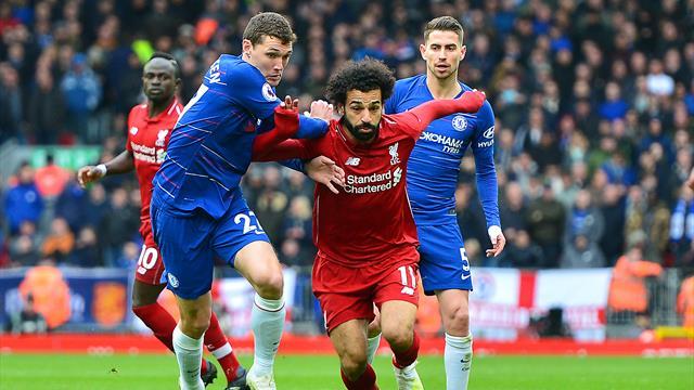 Le formazioni ufficiali di Liverpool-Chelsea: Firmino in panchina, torna Kanté