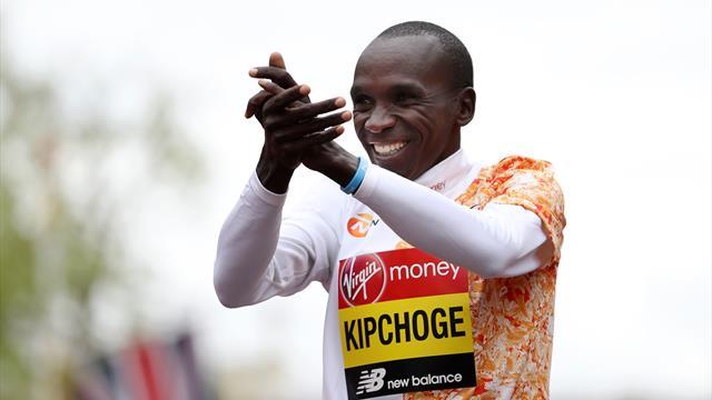 Kipchoge: 'Two-hour marathon like putting man on the moon'