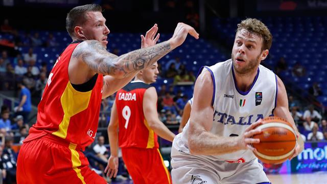 """Melli: """"Mi spiace saltare i Mondiali, ma l'Italia farà bene. NBA? Era il momento giusto"""""""