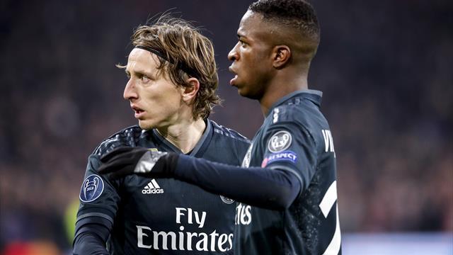Marca: «ПСЖ» хочет у «Реала» за Неймара Модрича и Винисиуса