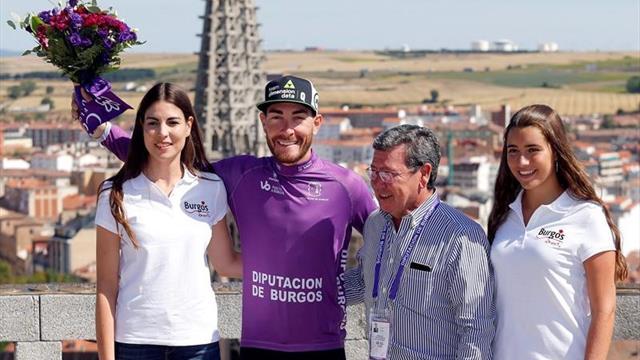 Vuelta a Burgos 2019 (2ª etapa): Jon Aberasturi gana en Lerma y Nizzolo mantiene el maillot de líder