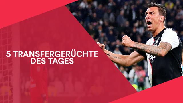Jetzt wohl doch! Mandzukic kurz vor Rückkehr zum FC Bayern