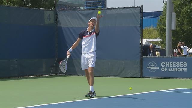 Tennis : Gaël Monfils éliminé d'entrée au tournoi de Cincinnati