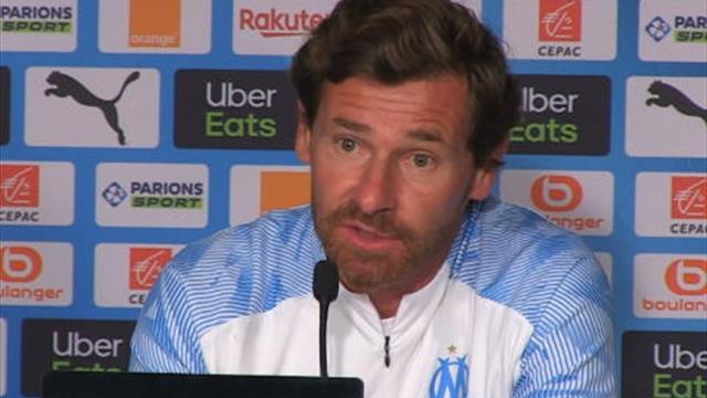 """OM - Villas-Boas : """"Germain est trop isolé"""""""