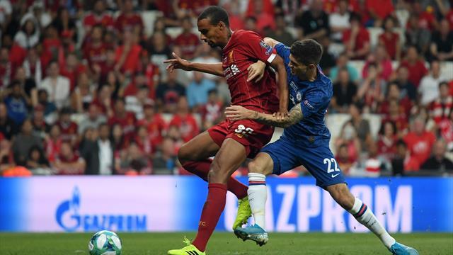 Liverpool - Chelsea: Der UEFA Super Cup live im TV, Liveticker und Livestream