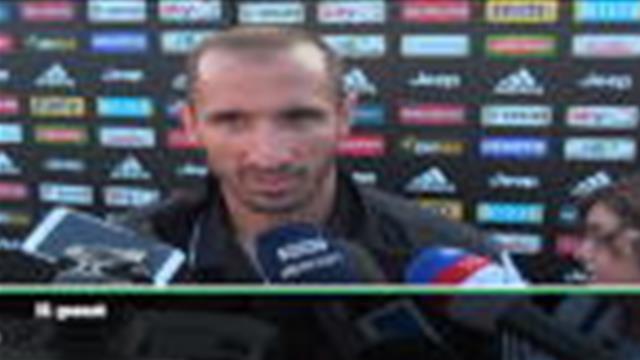 """Juventus - Chiellini : """"De Ligt peut devenir un grand joueur"""""""