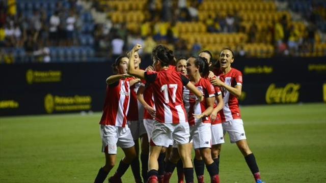 Trofeo Ramón de Carranza, Tottenham-Athletic: Historia del fútbol femenino (2-2, penaltis 4-5)