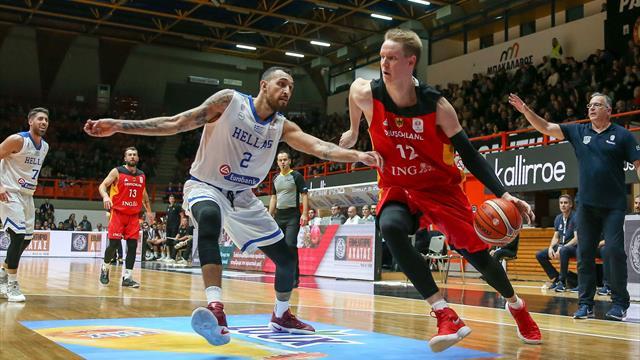 Basketball-Supercup: DBB-Team vorerst ohne Kapitän Benzing