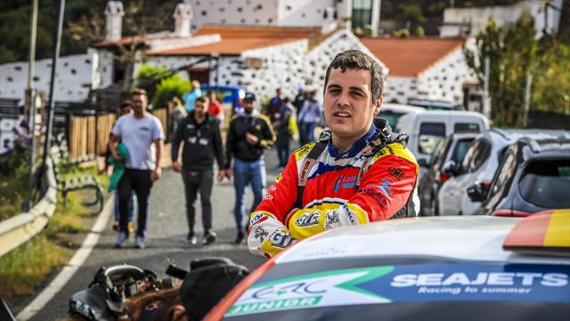 ERC Junior showdown special: Llarena admits Torn holds title cards